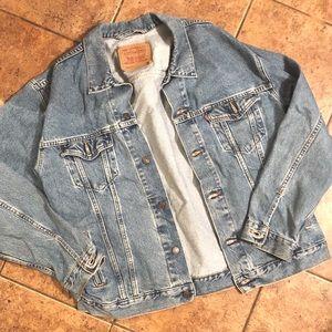 Levi's Vintage Trucker Jean Jacket